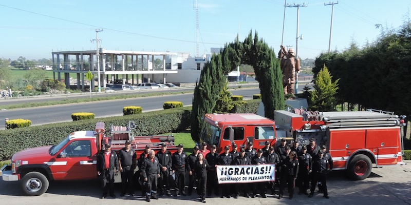Firetrucks For Tulancingo